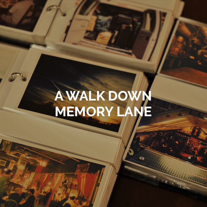 a walk down the memory lane Walk down memory lane photos help us reminisce about the things we've done, bringing back events from one, two, or even ten years ago today, google ph - google photos - google.